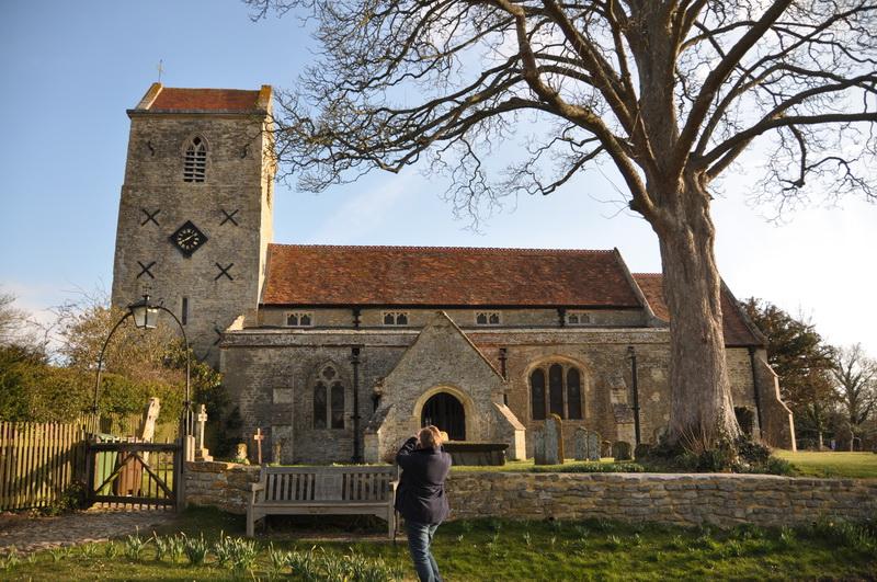 Kerk Lillingstone Lovell