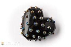 Hartje 30 mm Zwart Aura Dots
